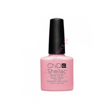 Lakier Cnd Shellac Blush Teddy